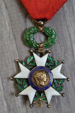 D5) Médaille de la légion d'honneur 1870 guerre 14 18 french medal COIN cross