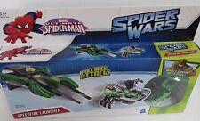 SPIDER-MAN - Ultimate Spider-Man Spider Wars Speedfire Launcher New Hasbro 2013