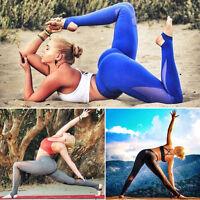 Mujer Deporte Gimnasio Yoga Correr Fitness Leggings Atlético Ropa Pantalones