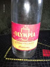 OLYMPIA Limonadenflasche