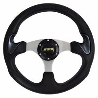 Mountney 320mm 3 Spoke Steering Wheel With Carbon Inserts M32X3PPAS