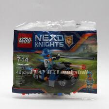 LEGO set 30371 Nexo Knights Knight's Cycle Polybag 2016 Brand New & Sealed HTF