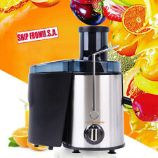 Electric Juicer Mini Juice Extractor Electric Machine Fruit/Vegetables Fountain