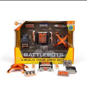 New HEXBUG BattleBots Build Your Own- Tank Drive. New, Unopened.