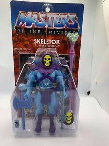 SKELETOR  MOTU  Masters of the Universe  Super7 Filmation He-Man