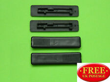 4 +1 GRATIS! MAZDA 2 3 5 6 CX7 NEW Sostituzione Tetto Clip RAIL Rack MOULDING COVER