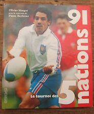 LE TOURNOI DES 5 NATIONS 1991 RUGBY