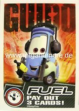 Cars 2 TCG Olivers-Fuel