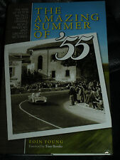 1955 LE MANS 24 HOURS MILLE MIGLIA MIKE HAWTHORN STIRLING MOSS JENKINSON FANGIO