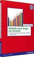 Statistik ohne Angst vor Formeln von Andreas Quatember (2014, Taschenbuch)