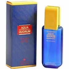 AQUA QUORUM by Antonio Puig Cologne 3.3 / 3.4 oz New in Box