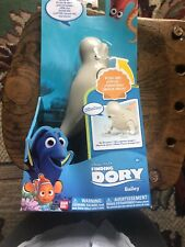 Disney Pixar Finding Dory Nemo Push Me Bailey Feature Figure With Sound