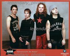 "Mana ""Revolucion de Amor"" Warner Music Latina Original Press Photo"