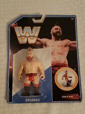 WWE Mattel Retro Series 7 Sheamus Wrestling Figure Wrestlemania NXT Bar NEW