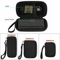 Carry Case Bag Hard Box For Anker PowerCore 20100mAh 13000mA 10000mAh Power Bank