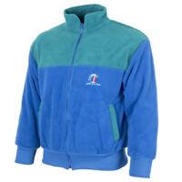 Genuine French Army  ARMEE DE TERRE fleece Track Jacket soft polyester fleece
