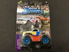 MUSCLE MACHINES MONSTER TRUCK 1/72 SCALE DIE CAST FORD Samson