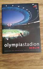 Olympiastadion Berlin von Bernd Hettlage (2006, Geheftet)