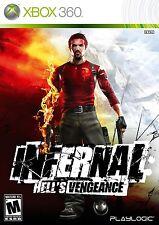 ELDORADODUJEU >> INFERNAL HELL'S VENGEANCE Pour XBOX 360 NEUF VF