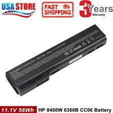 CC06 Battery for HP EliteBook 8460p 8460w 8470p 8470w 8560p 8570p HSTNN-I91