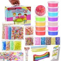 Slime Supplies Slime Making Kit for Girls Boys, Kids Art Craft,Fruit Slices