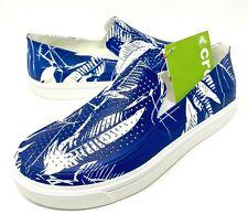 Crocs Citilane Roka Tropical Slip-on Mens Size 7, 8 Blue Jean NEW