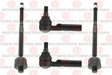 2004 2005 Chevrolet Colorado Steering Inner & Outer Tie Rod Ends Chassis Truck