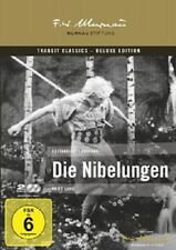 DIE NIBELUNGEN (1924) (PAUL RICHTER/MARGARETE SCHÖN/HANNA RALPH) 2 DVD NEU