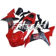 Panels for Yamaha 2002 YZF R1 2003 Body Work 02 03 YZF1000 Cover Gloss Red Black