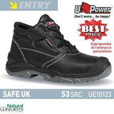 UPOWER SCARPE ANTINFORTUNISTICA SAFE UK S3 SRC U-POWER UE10123