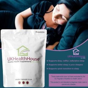 Valerian Root Tablets Extract 200mg - Anxiety & Sleep Supplement - Vegan, Herbal