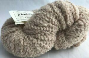 Ironstone 100/% New Zealand Spun Wool White Cream