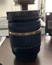 Tamron Lens 17-50mm