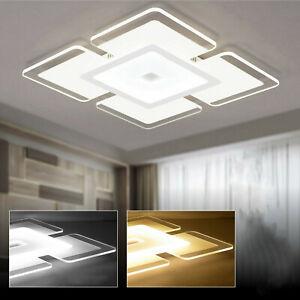 Deckenlampe Deckenleuchte LED Wohnzimmer Schlafzimmer Flur Küche Design 2021 NEU