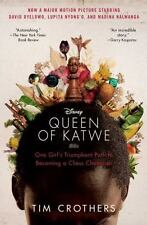 The Queen of Katwe: One Girl's Triumphant Path to Becoming a Chess Champion