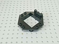 Lego Window Frame 1x4x3 with Octagonal Panel and Hinge [2443] Black x1