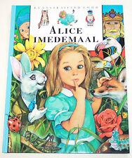 Lewis Carroll - ALICE IN WONDERLAND illustrated, Estonia 2000