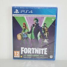 FORTNITE - THE LAST LAUGH BUNDLE - SONY PLAYSTATION 4 PS4 GAME -  NEW & SEALED