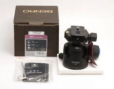 BENRO G3 Ballhead / Kugelkopf für Kameras bis 40Kg !!!