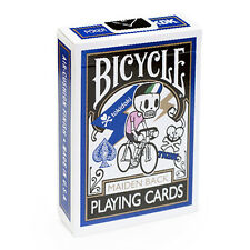 TOKIDOKI BICYCLE BLUE Playing Cards Brand new
