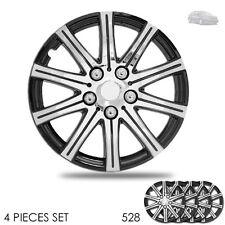 New 15 inch Hubcaps Wheel Covers Full Lug Skin Hub Cap Set 528 For Kia