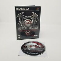 Mortal Kombat: Deadly Alliance (Sony PlayStation 2, 2002)