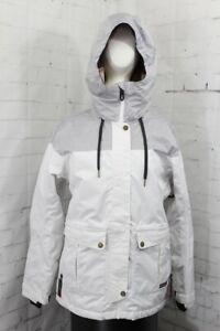686 Treasure Insulated Snow Jacket, Women's Large, White Engineered New