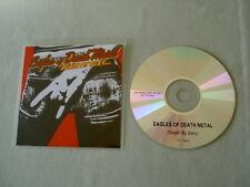EAGLES OF DEATH METAL Death By Sexy... promo CD album