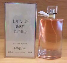 La Vie Est Belle By Lancome L'eau De Parfum 3.4 oz for women Brand New