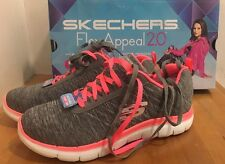 Sketchers Flex Appeal 2.0 W/Air Cooled Memory Foam Women's Tennis Shoes Size 7