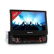 "[RECONDITIONNÉ] DIN AUTORADIO BLUETOOTH 7"" AUNA MVD-240 LECTEUR DVD CD MP3 USB"