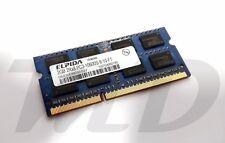 RAM ELPIDA 2GB DDR3 PC3-10600S 2Rx8 1333 Mhz - EBJ21UE8BDS0-DJ-F