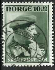 Norway 1946, NK 345 Son Skaland 22-X-46 (TR)