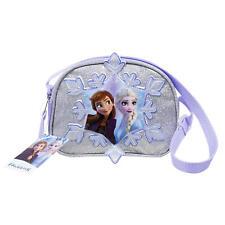 New Frozen 2 Holographic Crossbody Bag